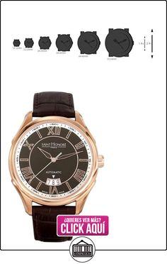 Saint Honore Reloj los Mujeres Carrousel Automática 8970508GRAR  ✿ Relojes para mujer - (Lujo) ✿ ▬► Ver oferta: https://comprar.io/goto/B00A2HX4IQ