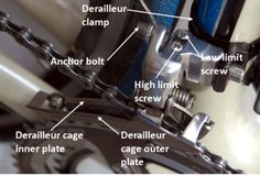 Now that you know how to adjust the rear derailleur… How about becoming an expert adjusting the front derailleur! :http://roa.rs/12bGlfi
