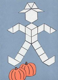 scarecrow pattern activity