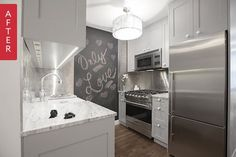 Before & After: New Life for a Sad Brooklyn Kitchen — Sweeten   Apartment Therapy