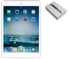 """Apple iPad Mini 2 7.9"""" Retina Display 16GB Wi-Fi Only Tablet - Silver RTB"""