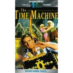 The original Time Machine. One of HG Wells' best stories. This movie was really interesting. I was freaked out by the Morlocks as a kid. 3 of 5