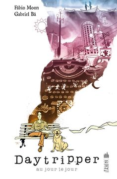 daytripper. Got it. Was expecting much more based on the critics. Quite okay. Nice to read graphic novels from south america.