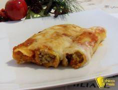 Cannelloni di carne (ricetta classica)