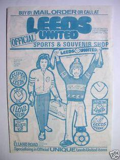 1975 merchandise brochure