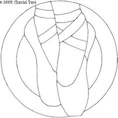 ballerina pattern pillow