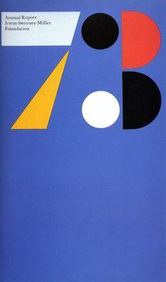 Paul Rand / Irwin-Sweeney-Miller Foundation 1973