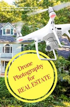 Drones for Real Estate Marketing Gives a Unique View of Your Home. Homes with drones photos sell 68% faster according to RIS Media.