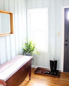 How to Paint Over Knotty Pine - Knotty pine paneling is not for everyone. Many people love it, but to others it is a dated look. Don't fret, you can paint over it with great results! But there are things you must know to do it right.