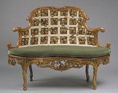 The Seehof garden furniture [German] (1974.356.114-.121) | Heilbrunn Timeline of Art History | The Metropolitan Museum of Art