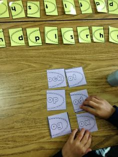 Sarah's First Grade Snippets: More literacy activities