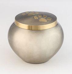 Medium Pet Funeral Urn by Liliane - Cremation Urn for Pet... http://www.amazon.com/dp/B00OFHAJXW/ref=cm_sw_r_pi_dp_OkZvxb1CDH4YE