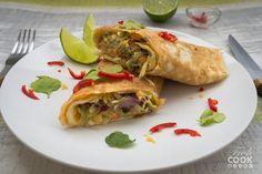 Mexická omeleta podle Jamie Olivera a Kláry