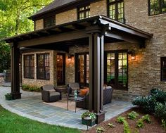 This backyard is now in unison with the rest of this lovely home. Not… :: Hometalk