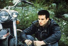 James Marshall as James Hurley in Twin Peaks