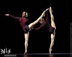 san fran ballet dancers.....