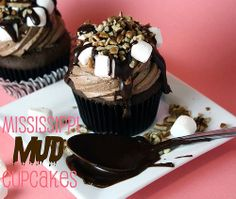 Recipes for cupcakes and frosting