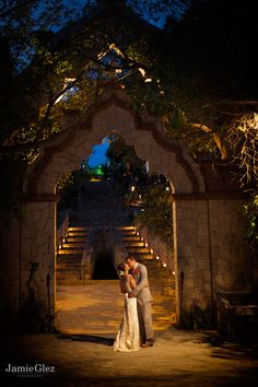 Playa del Carmen Wedding Photography – Playa del Carmen Wedding Photographer, Xcaret Park: Travis & Janel.