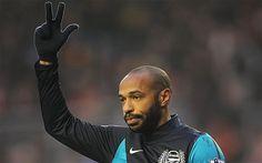 'Return of King' moment for Henry at Arsenal