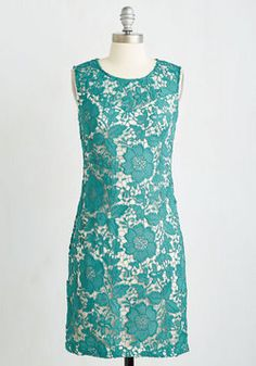 Going Album and Beyond Dress in Teal