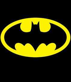 Camiseta Batman, logo Na na na na na na na na na na na na na na na na ICONIC LOGO!