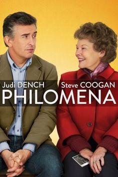 Philomena Movie Poster - Judi Dench, Steve Coogan  #Philomena, #MoviePoster, #Drama, #StephenFrears, #JudiDench, #SteveCoogan