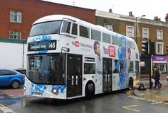 LU LT132 - LTZ1132 - NSF - CAMBERWELL - TUE 25TH NOV 2014