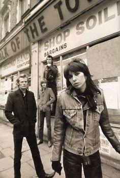 The Pretenders, 1980
