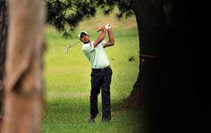 #GaganjeetBhullar of India in action on Sunday #YTPC #Golf