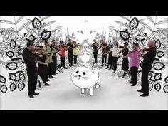 Carnival of the Animals: The Lion  / cute cartoon with live orchestra interaction yt.cl.nr/8y-KBlDFZOo