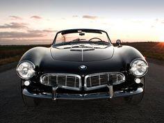 1956 #BMW 507 #roadster designed by Albrecht von Goertz