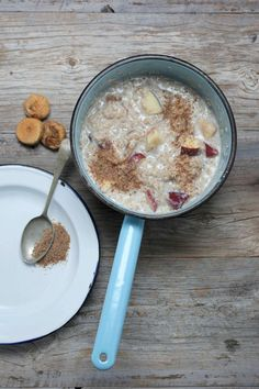 Quinoa Power Porridge - The Healthy Chef - Teresa Cutter