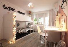 Dormitorios para jóvenes y adolescentes - DecoPeques