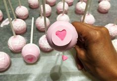 The Newest Trend in Cake Pops —Revealed!