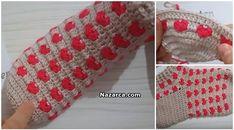 Örgüden Tığla yapılma Minik Kalp desenli Kolay Bayan Patik modeli Mil ile yapılan Kadın Patiği Yeni Modeller arayanlara Açıklamalı Yapımı. Uç kısımdan başlanan Tığ Modeli Patik için 2 ayrı renkte Patik ipleri ve 3 numara Tığ ile yapılmıştır. 37-38 ve 39 numara Ayaklara Göre Kadın Patiği. tigla-minik-kalpli-desenli-patik Hem Örgü Çorap hem Örgü Bot Patik görünümlü Bu şık Patik anlatımı için anlatımlı Videoyu izleyebilirsiniz.Bilek kısmındaki Lastik bölümü biraz daha uzatarak Bot Görünümlü…