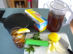 Making sweet tea is easy with the right tools in the kitchen! My recipe: 3 lipton tea bags & 2 cups of water in Lg. Micro Cooker 5 mins in microwave. After cooked let tea set for 5 mins. 1/3 cup of sugar into 2qts Quick-Stir Pitcher pour tea & mix. Then add water. **If you like fresh mint in your tea PC has a new Herb Infuser- especially refreshing! PLEASE SHARE HOW YOU LIKE YOUR TEA!