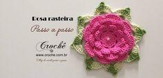 Olá! Vamos aprender aconfeccionar esta linda flor? Criei esta flor inspirado nas camadas da FLOR CARACOL 3D que temos o passo a passo AQUIno blog. Na verdade queria uma rosa com as camadas desencontrada e então acabei criando esta e coloquei o nome de ROSA RASTEIRA justamente por ser bem rasteirinha e ter as [...]
