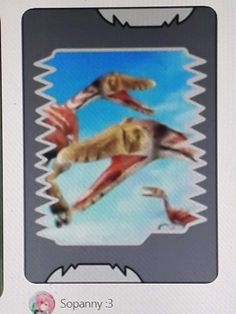 Real Dinosaur, Dinosaur Cards, King Card, Dinosaurs, Cards
