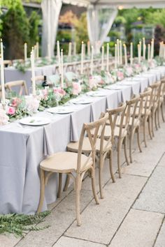Farmhouse Chairs at Wedding | photography by http://www.cassiclaire.com/