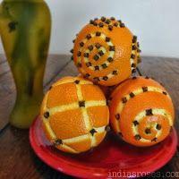 Totally Tutorials: Tutorial - How to Make an Orange-Clove Pomander