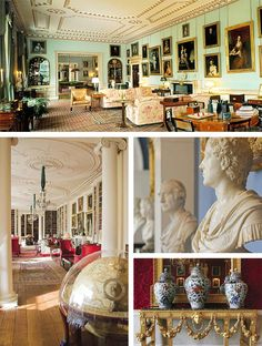 English Inspiration at Althorp!  From...  http://www.dolcesposa.com/wedding-venue/althorp-northamptonshire/