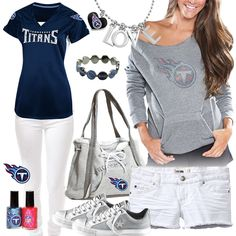 Women's Tennessee Titans Fashion