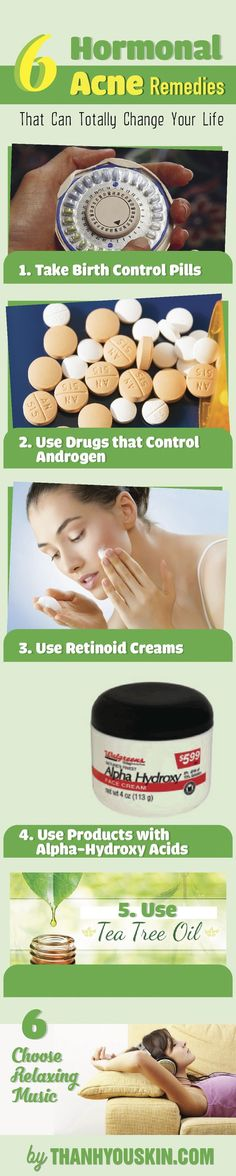 How to get rid of Hormonal acne overnight with home remedies and natural treatment. How to treat hormonal acne, cystic acne. https://www.thankyourskin.com/hormonal-acne-remedies/ #cysticpimples