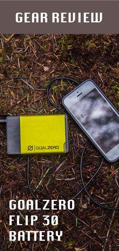 Goal Zero Flip 30 Battery Charger