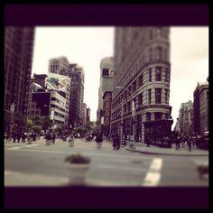 New York 23th st.