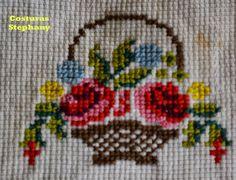 COSTURAS STEPHANY : Muestras de Punto de cruz y de Gancho Cross Stitch Embroidery, Embroidery Patterns, Bows, Crochet, The Arts, Quilt Blocks, Towels, Crafts, Scrappy Quilts