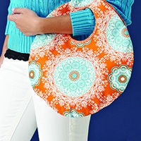 round bag sewing pattern free - Buscar con Google