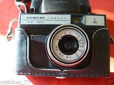 SMENA SIMBOL Vintage Russian 35mm LOMO Camera