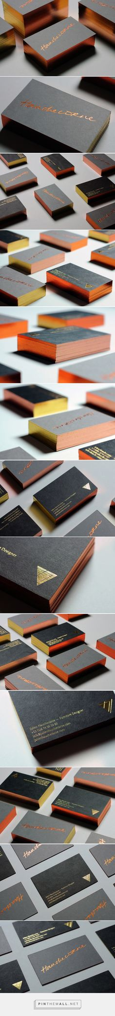 J.H. | Visual identity & business cards on Behance - created via http://pinthemall.net