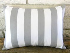 The Steven  12 x 16 Lumbar Pillow Cover in by cottageruffles, $8.50